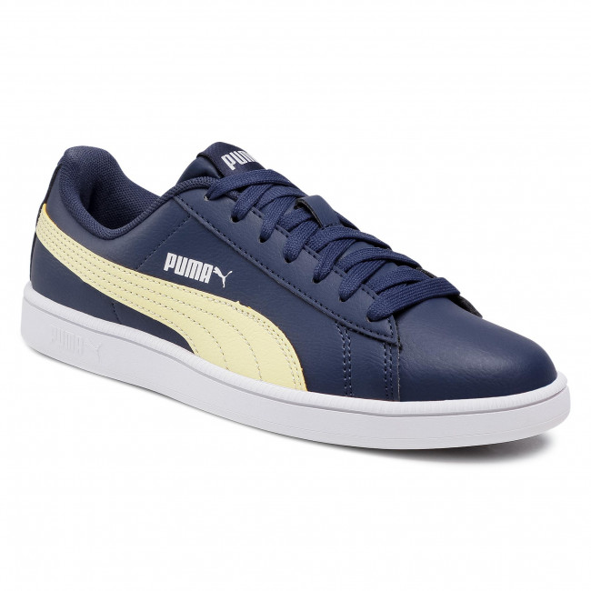 Sneakers PUMA - Up Jr 373600 12 Peacoat/Ngry Yellow/White