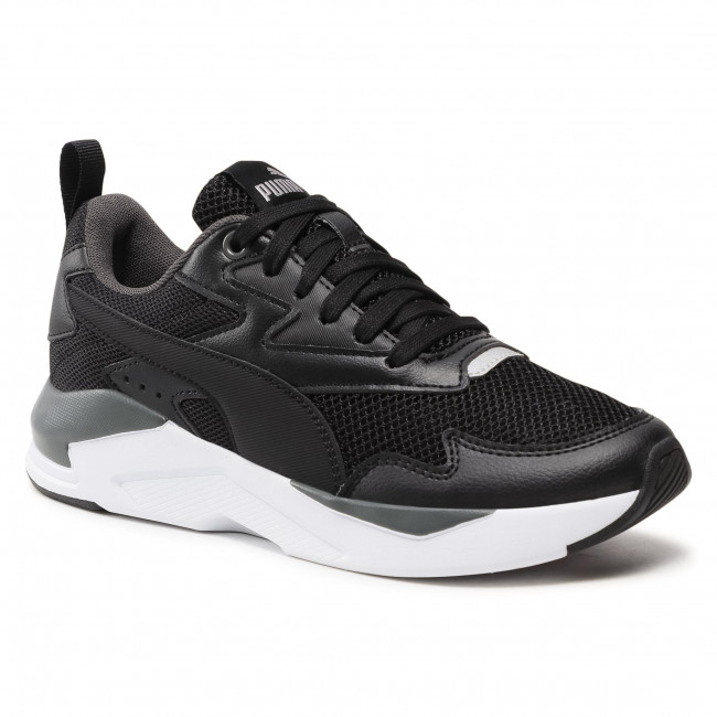 Sneakers PUMA - X-Ray Lite Jr 374393 01 Black/Black/Shadow/Silver