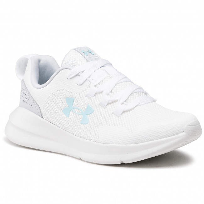 Sneakers UNDER ARMOUR - Ua Essential 3022955-103 Wht/Pnk
