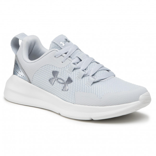 Sneakers UNDER ARMOUR - Ua W Essential 3022955-104 Gry