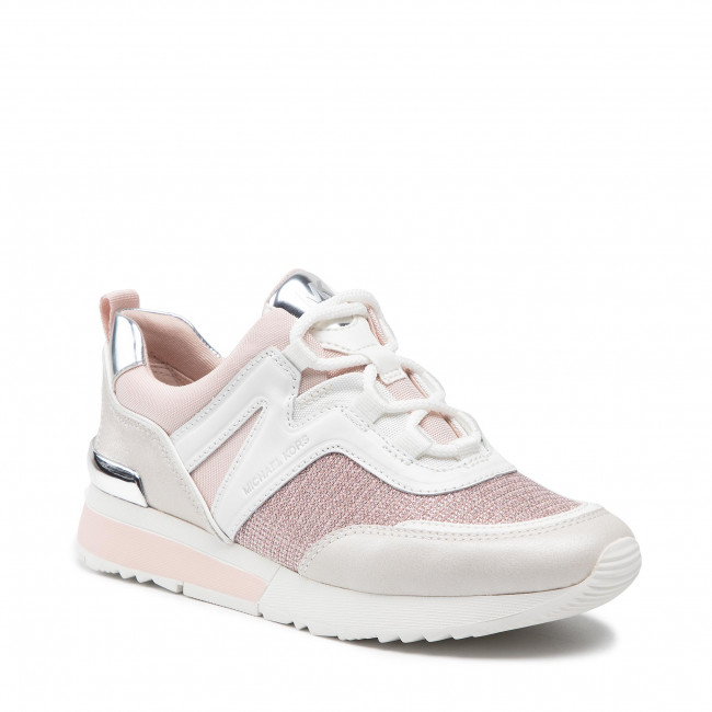 Sneakers MICHAEL MICHAEL KORS - Pippin Trainer 43T1PIFS3D Soft Pink