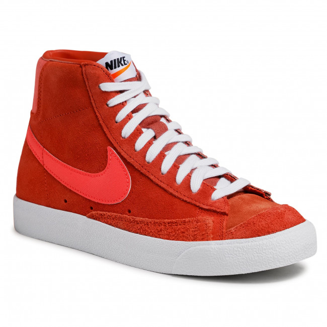 Pantofi NIKE - Blazer Mid '77 Vntg Suede Mix Mantra Orange/Bright Crimson