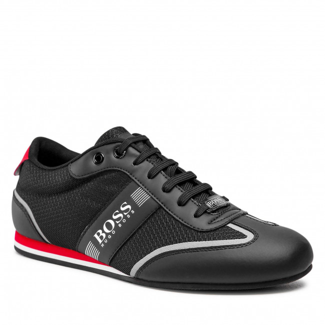 Sneakers BOSS - Lighter 50370438 10199225 01 Charcoal