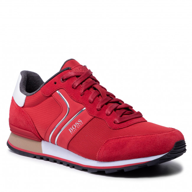 Sneakers BOSS - Parkour 50433661 10214574 01  Darka Red