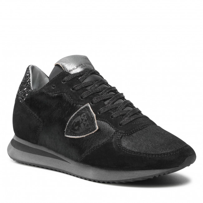 Sneakers PHILIPPE MODEL - Trpx TZLD PNY1 Noir Argent