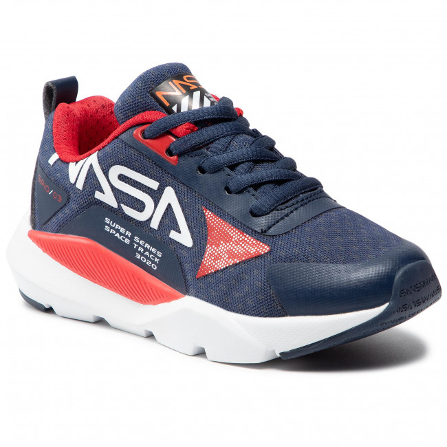 Sneakers NASA BY PABLOSKY - N01520 Blue