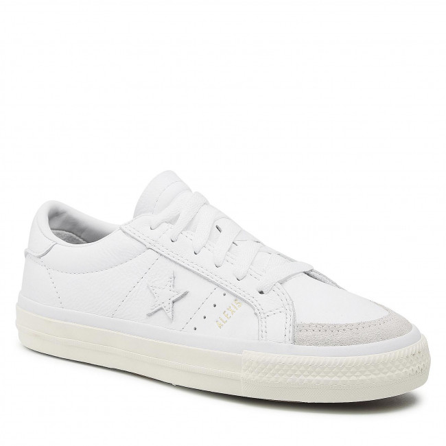 Sneakers CONVERSE - One Star Pro As Ox 168658C White/Enamel Red/E