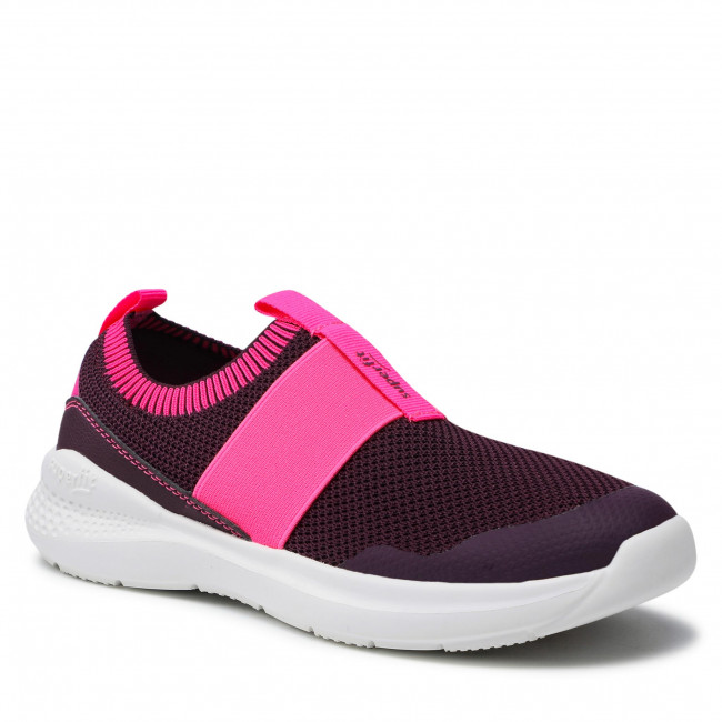 Sneakers SUPERFIT - 1-000314-5000 D  Rot/Pink