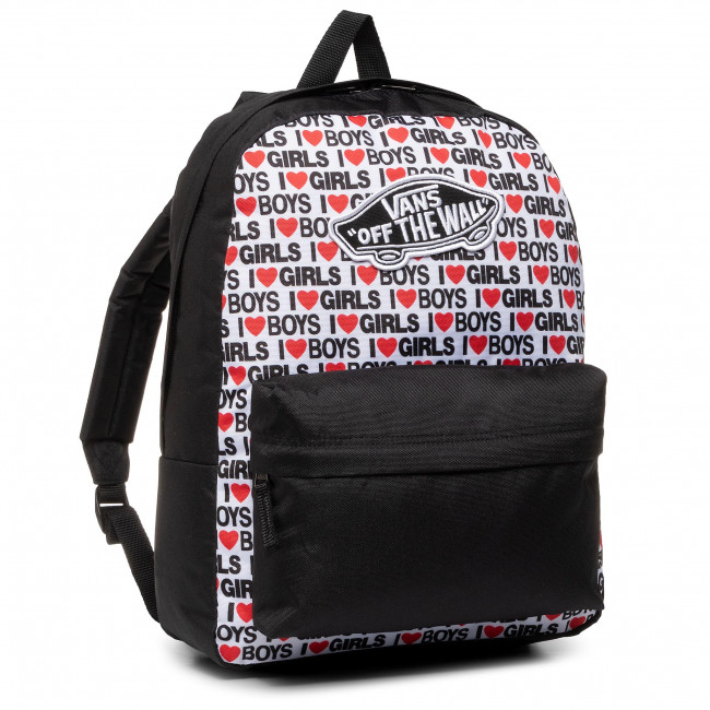 Rucsac VANS - Realm Backpack VN0A3UI6VDA1 I Heart Boys Girls