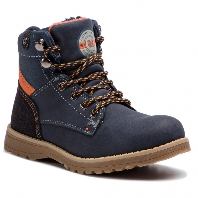 Trappers ACTION BOY - CP40-8026J Bleumarin