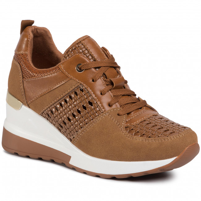 Sneakers JENNY FAIRY - WSGT002-001 Brown
