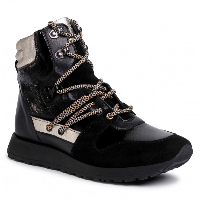 Sneakers GINO ROSSI - WI16-SAUCO-02 Black