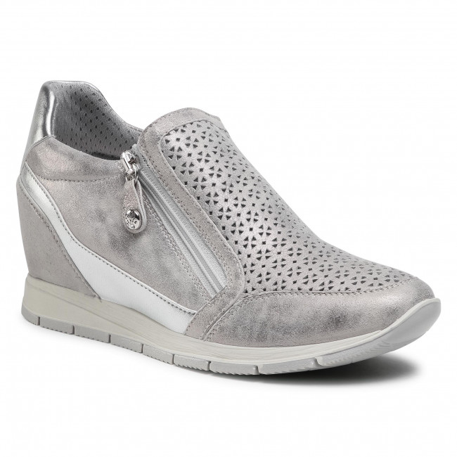 Sneakers GO SOFT - 706900 Sliver