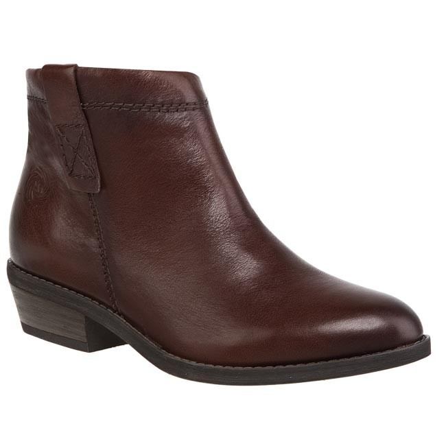 Botine MARCO TOZZI - 2-25357-21 Chestnut Antic 357