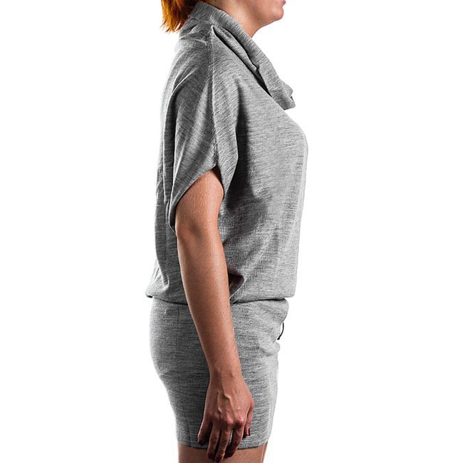 Tullah Australia  city images : Pulover de damă EMU AUSTRALIA Tullah Sweater Dress Grey Marle XS ...