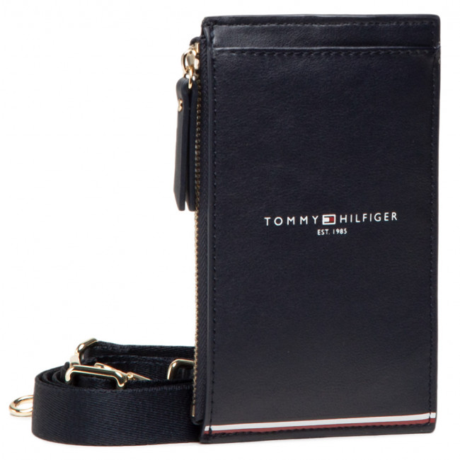 Geantă TOMMY HILFIGER - Tommy Shopper Phone Wallet AW0AW09895 DW5