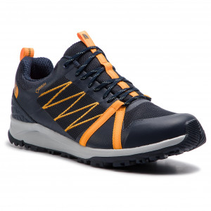d9f1d375cdf Trekkings THE NORTH FACE Litewave Fastpack II Gtx GORE-TEX T93REDCD0 Urban  Navy/Zinnia Ornage