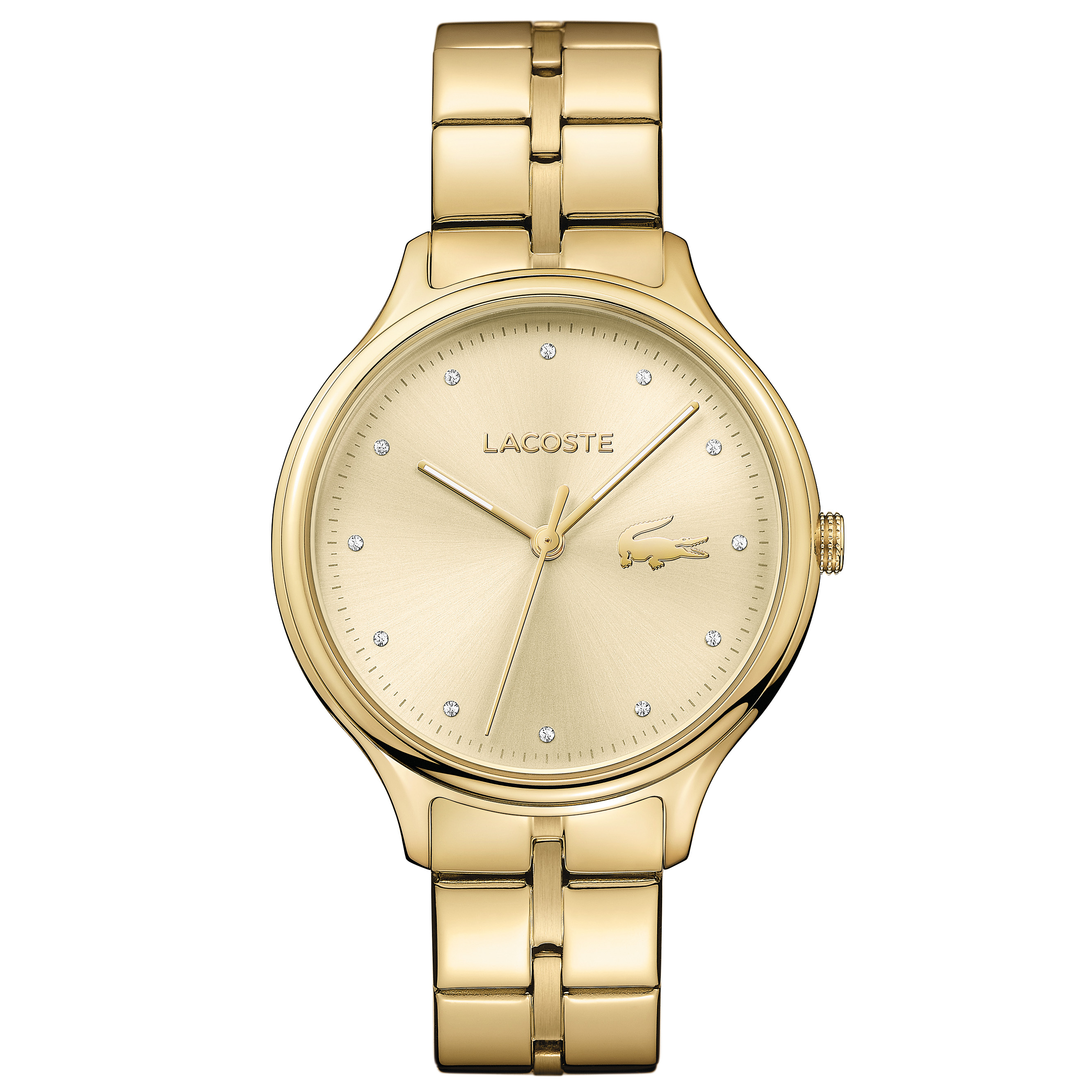 Ceas LACOSTE - Constance 2001008 Gold/Gold