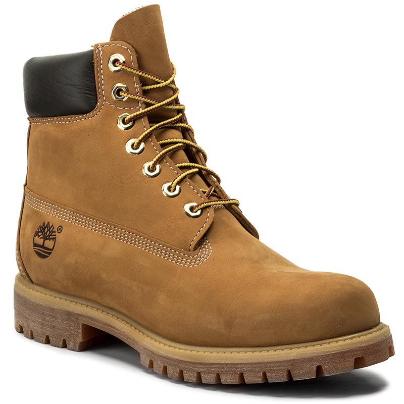 Trappers TIMBERLAND - Premium 6 Inch Boot 10061/TB0100617131 Wheat Yellow