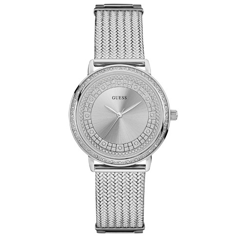 Ceas GUESS - Willow W0836L2 SILVER TONE/SILVER TONE